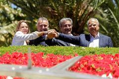 'Pacto de las flores': acuerdo de izquierda con 8 ejes pero aún sin nombramientos
