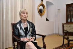Claudia Goldin, esta semana en Bilbao.
