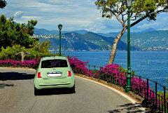 El Fiat 500 es un vehículo habitual en este tipo de operaciones