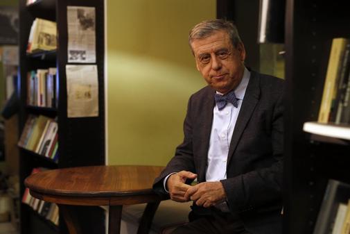 """Francisco Sosa Wagner: """"La universidad está en manos de aficionados"""""""