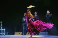Lorena Doblas se alzó con Premio Mario Maya bailando con la clavícula rota.