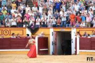 Ferrera indulta al gran 'Jilguero' de Victoriano del Río