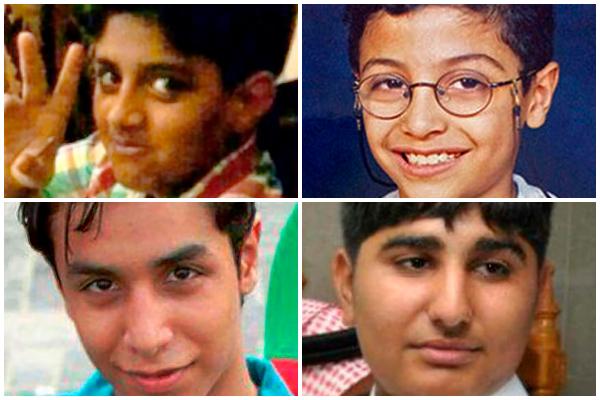 Abdalá, Dawud, Ali y Murtaja, detenidos por participar en...
