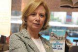 La escritora Pilar Cernuda acaba de publicar 'No sabes nada de mí'.