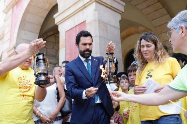 SANTI COGOLLUDO Barcelona, Catalunya 23.06.2019 Blanca Llovet de...