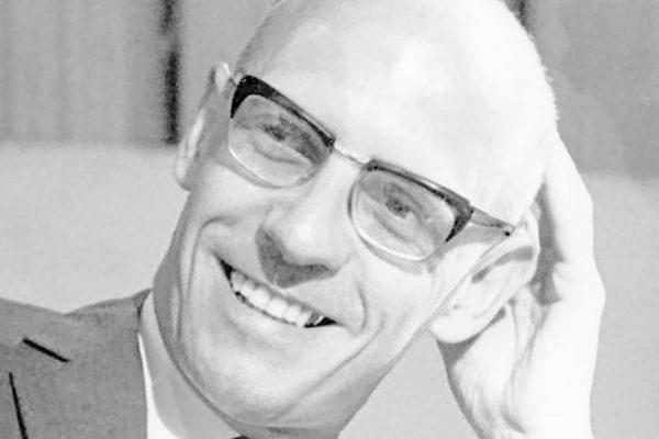 Michel Foucault, filósofo francés.