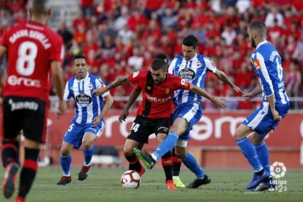 Mallorca-Deportivo, en directo