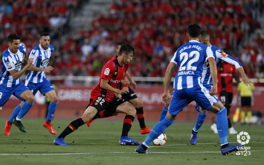 El Mallorca  vuelve a Primera División