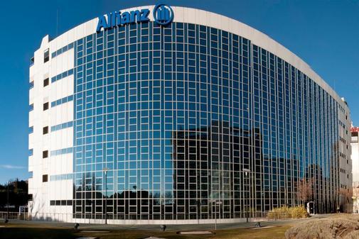 Sede de la aseguradora Allianz en Madrid.