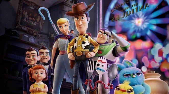 'Toy Story 4'... y nada más