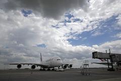 Una pasajera se despierta abandonada en un avión de Air Canada