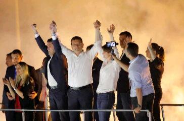 El opositor Imamoglu gana al candidato de Erdogan