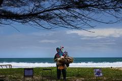 Tres potentes terremotos golpean el este de Indonesia sin dejar víctimas