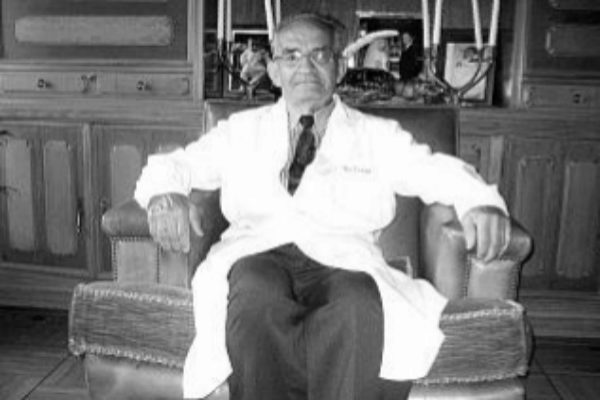 Francisco Crego, el médico jubilado que fue asesinado.