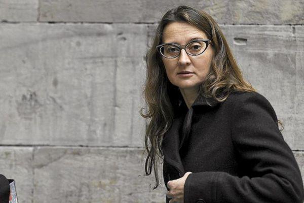 La directora argentina Lucrecia Martel.