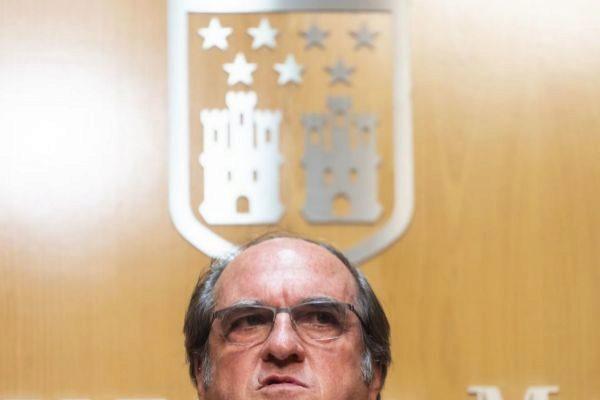 Ángel Gabilondo, candidato socialista a la Comunidad de Madrid.