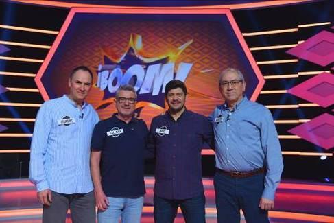 Los Lobos ganan en 'Boom' el mayor bote de la televisión