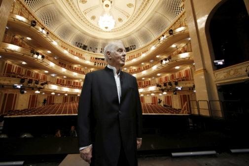 """Daniel Barenboim: """"Tocar en una orquesta es la mejor lección de democracia"""""""