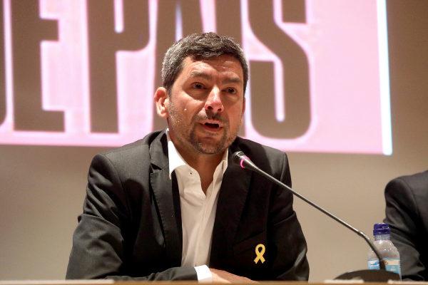 El independentista Joan Canadell, nuevo presidente de la Cámara de...