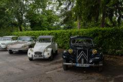 Viaje al confort por el siglo de Citroën