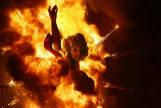 El fuego pone punto y final a las Hogueras de Alicante