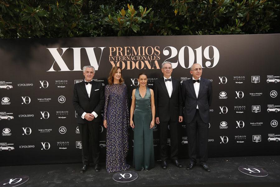 Meritxell Batet y Marta Michel - Premios Internacionales Yo Dona 2019