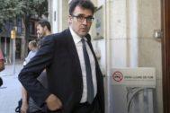 El ex secretario de Hacienda de la Generalitat, Lluís Salvadó, en una imagen de archivo.