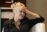 Pamela Anderson, en una imagen reciente.