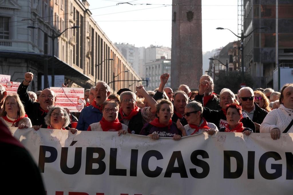 Préstamo: pensiones que exigen reforma