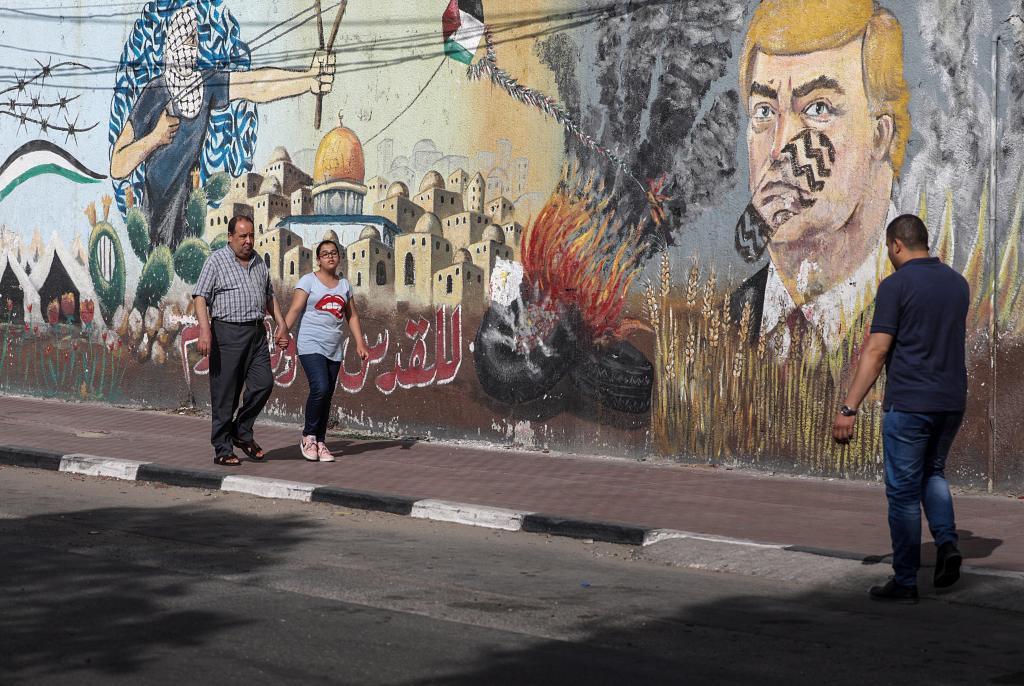 Palestina: Trump y las ocurrencias