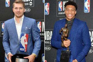 Europa se corona en la NBA: Doncic, Rookie del Año; Antetokounmpo, MVP