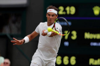 "Djokovic: ""Es sorprendente que Wimbledon relegue a Nadal"""
