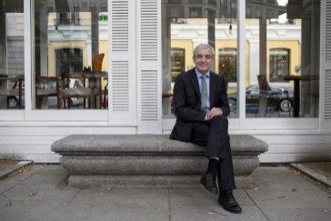 El eurodiputado de Ciudadanos, Luis Garicano