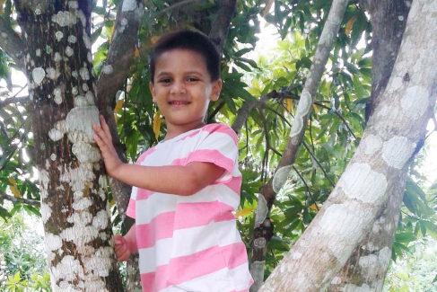 El niño al que su madre lesbiana castró y dos años después mató