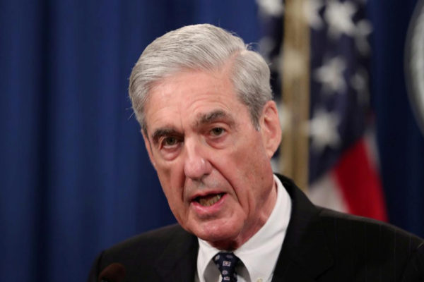 FILE PHOTO: U.S. Special Counsel <HIT>Robert</HIT> <HIT>Mueller</HIT>...