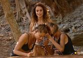 Las concursantes Isabel Pantoja y Mónica Hoyos deciden cortarse el...