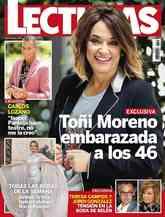 Ahora ya sabemos el motivo por el que la presentadora Toñi Moreno no...