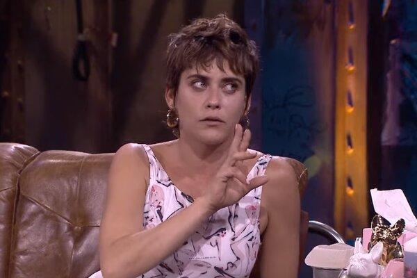 María León contó en su entrevista en La Resistencia de Movistar+...