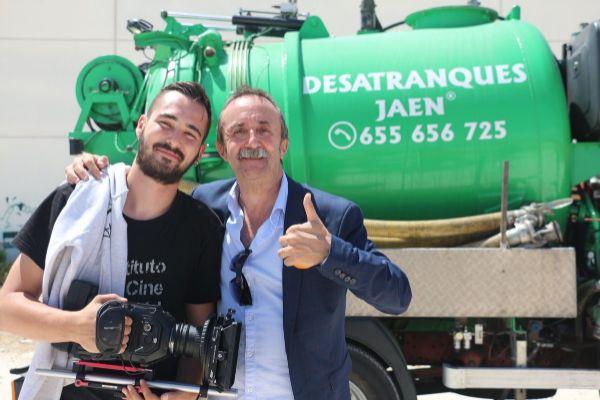 Santi Rodríguez será uno de los actores de Desatranques Jaén, serie...