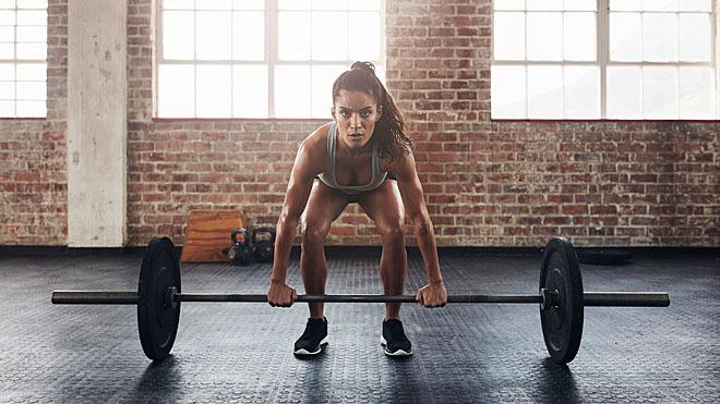 Dieta para hacer ejercicios pesas