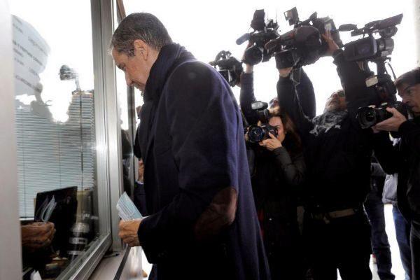 El ex presidente de la Generalitat Eduardo Zaplana.