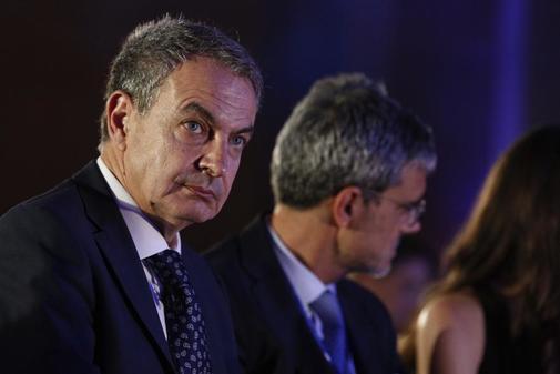 José Luis Rodríguez Zapatero, en la Concordia Europe.