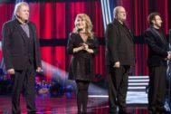 Juan Mena, Helena Bianco, Xavi Garriga e Ignacio Encinas, los finalistas de La Voz Senior en Antena 3