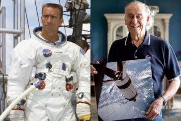 """Walter Cunningham, del Apolo 7: """"El rival de EEUU en el espacio va a ser China"""""""