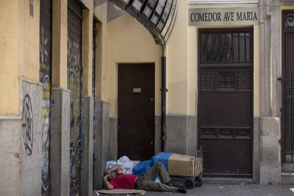 La tasa de pobreza severa de España es la segunda más alta de la Unión Europea