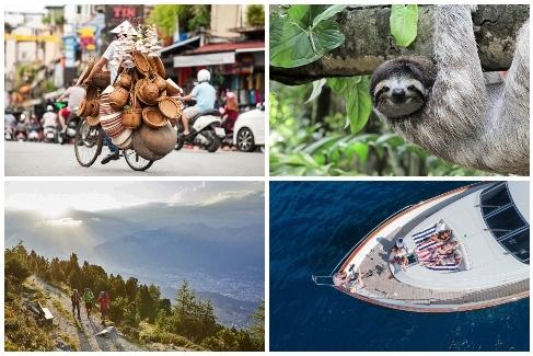 20 destinos de vacaciones para triunfar este verano
