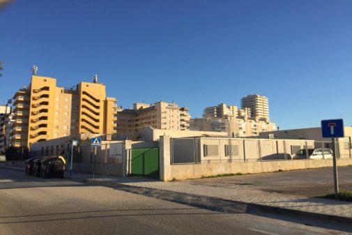 El centro escolar Jaime Sanz donde se produjeron las denuncias.