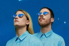 Rocío Saiz y Enrique F. Aparicio forman este dúo electrónico que pasará este julio por festivales comoel FIB y el Low.