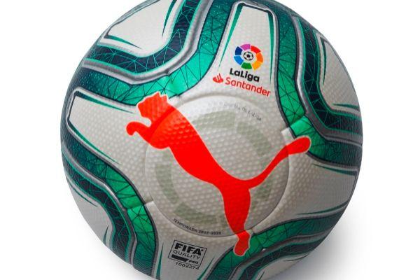 Integración Para exponer Objetivo  Adiós a Nike tras 23 años: así es el nuevo balón de la Liga | Fútbol