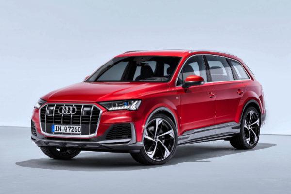 La renovación llega al Audi Q7 con un nuevo motor de gasolina